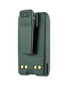 MCA 1700mAh Li-ion Battery with Belt Clip For Motorola BPR40