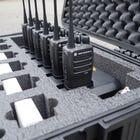 Custom Cut Foam for Two Way Radio Case - Amerizon