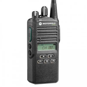 Motorola CP185 Two-Way Radio