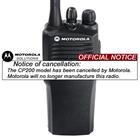 Motorola CP200 Radio 4 Channel UHF [AAH50RDC9AA1AN]