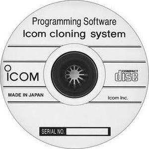 Icom [CS-F50V] Programming/Cloning Software