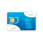 Iridium 5000 Minute Prepaid Card
