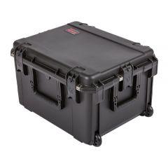 SKB 3i-2217-12BE Waterproof Case - No Foam w/ Wheels - Amerizon