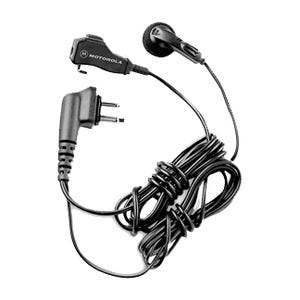 Motorola [HMN8435A] Earbud with Clip Microphone and PTT