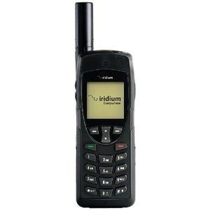 Iridium 9555 Satellite Phone Kit