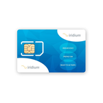 Iridium 600 Minute Prepaid Card