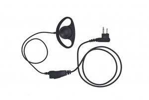 Impact VY1A-S1W-D2 1-Wire D-shape Ear Piece