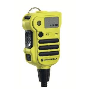 Motorola NNTN8575AYLW  Xtreme High Temperature Speaker Mic