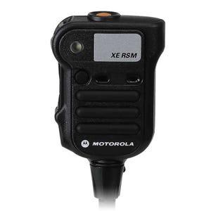 Motorola NNTN8575ABLK Xtreme High Temperature Speaker Mic
