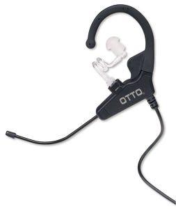 Icom [OTTO V4-EX2CC5] Explorer Lightweight Earpiece Headset (2-pin Right Angle Connector)