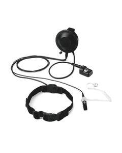 Icom [OTTO V1-T12CS117] Throat Mic Surveillance System