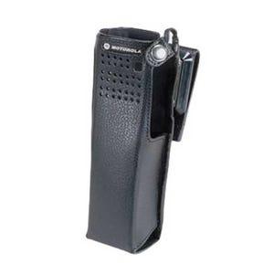 Motorola PMLN5326C Leathr Case for APX 7000