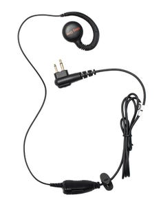 Motorola PMLN6532A Mag One Swivel Earpiece with Microphone and PTT