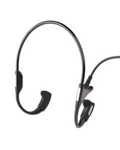Motorola PMLN6541A Lightweight Temple Transducer w/ Inline Mic and PTT - Amerizon