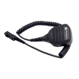 Motorola PMMN4071A IMPRES Remote Speaker Microphone w/ 3.5mm Jack