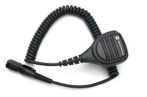 Motorola PMMN4075A Windporting Submersible Remote Speaker Microphone