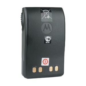 Motorola PMNN4073AR Li-Ion 1400 mAh Battery - Intrinsically Safe (FM) and Submersible