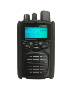 Unication G1 VHF, UHF, or Low Band Voice Pager