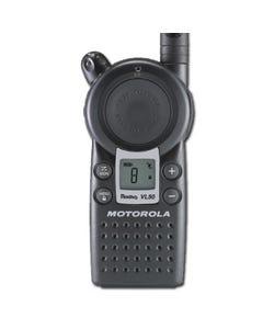 Motorola P24VPC03D2BAVL50 Two-Way Radio