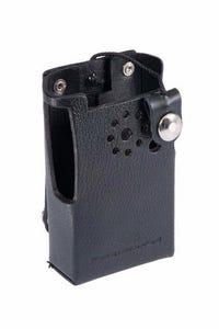 Vertex Standard [XUBEE0065] LCC-351S Leather Case with Swivel Mount