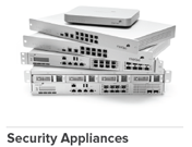 Meraki Security Appliances