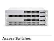 Meraki Access Switches