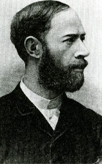 German physicist Heinrich Hertz proved that energy could be transmitted by electromagnetic waves