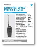 CP200d Data Sheet