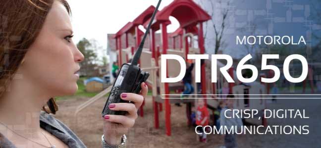 Motorola DTR650
