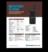 SL3500e Data Sheet