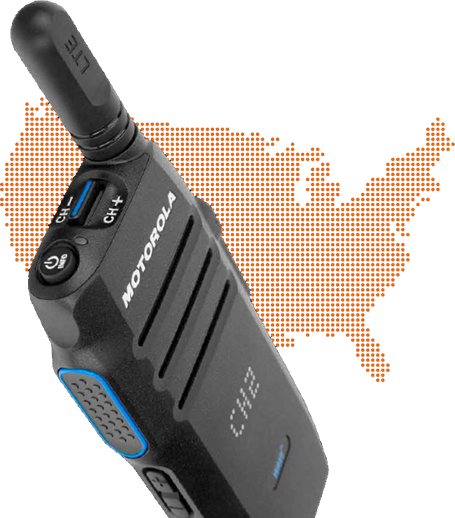 Motorola TLK100 Radio - Amerizon