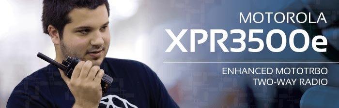 Motorola XPR 3500e