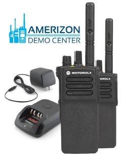Motorola XPR7350e Demo