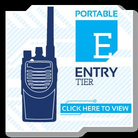 Entry Tier Radios