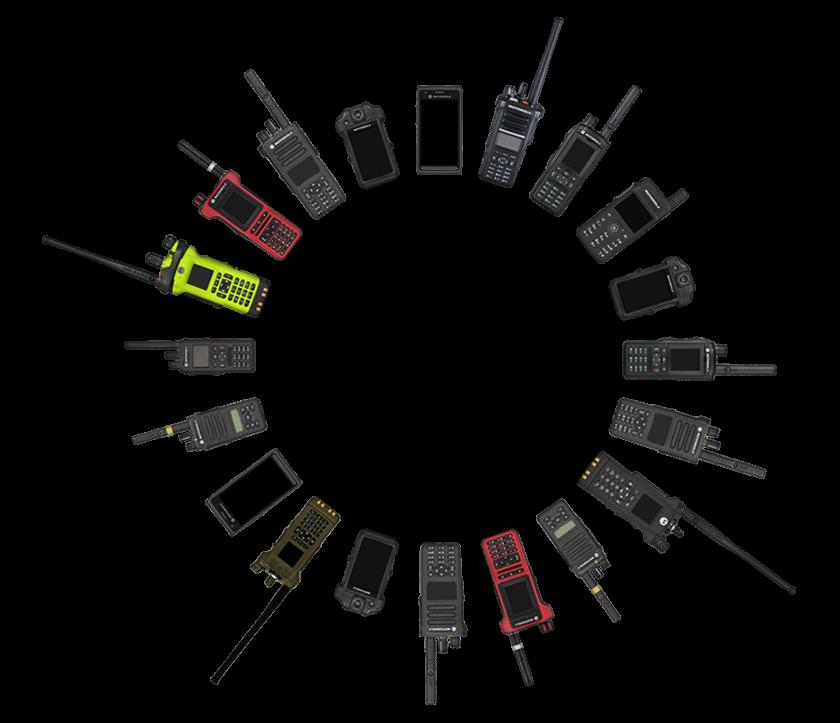Motorola Two-Way Radios are built as tough as the job - Amerizon
