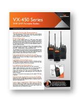 Vertex VX-459 Spec Sheet