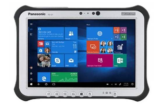 Panasonic TOUGHBOOK G1