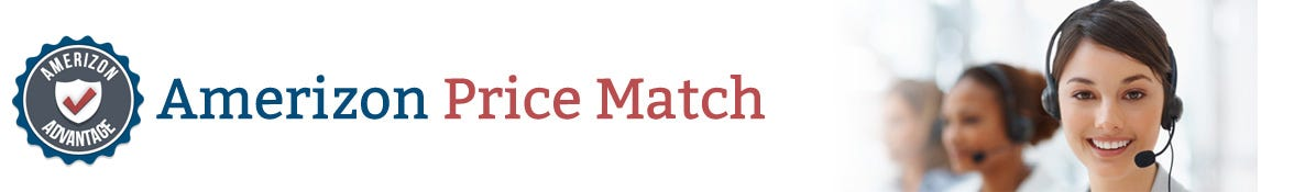 Amerizon Price Match