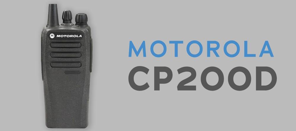 Motorola CP200D - Amerizon